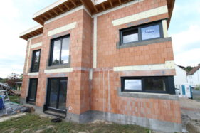 Neubau in Wilhelmsdorf